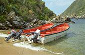 Boats on Tuja Beach: 800x600 pixels PC background wallpaper | Other Files | Wallpaper