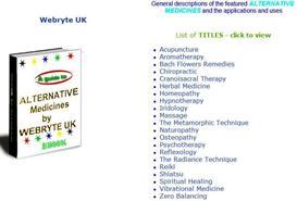Alternative Medicine | eBooks | Health