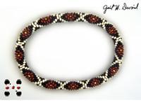 DiamondBack Rattlesnake Bead Crochet Pattern | eBooks | Arts and Crafts