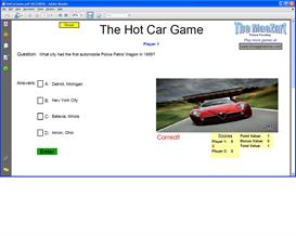 Hot Car Game | Other Files | Documents and Forms