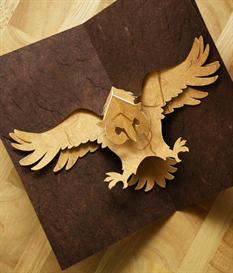 Owl - EasyCutPopup | eBooks | Arts and Crafts