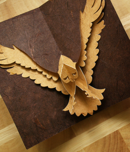 Second Additional product image for - Talon & Wings Series - EasyCutPopup