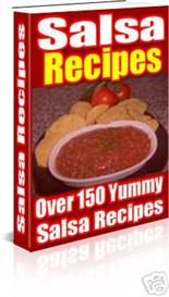 Salsa , Sauces and Dressings with a few marinades thrown in for good measure | eBooks | Food and Cooking