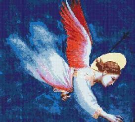 Guardian Angel Cross Stitch Pattern | Other Files | Arts and Crafts