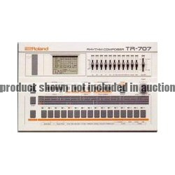 roland tr 707 tr 727 tr 808 tr 909 vintage drum machine wav samples software audio and video. Black Bedroom Furniture Sets. Home Design Ideas