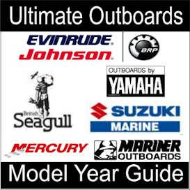Ultimate Outboards Model Year Guide | eBooks | Automotive