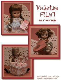 Make FUN VALENTINE STUFF - Betsy GINNY  Kish RILEY  Ann Estelle  BARBIE | eBooks | Arts and Crafts