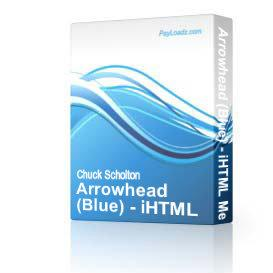 arrowhead (blue) - ihtml merchant template