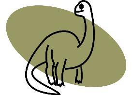 Dinosaur - eps | Other Files | Clip Art