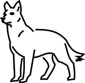 Dog - eps | Other Files | Clip Art