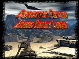 Pensive Fear - Behind Enemy Lines | Music | Rock