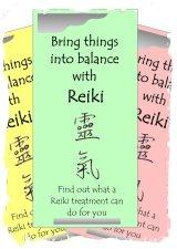 reiki leaflets download