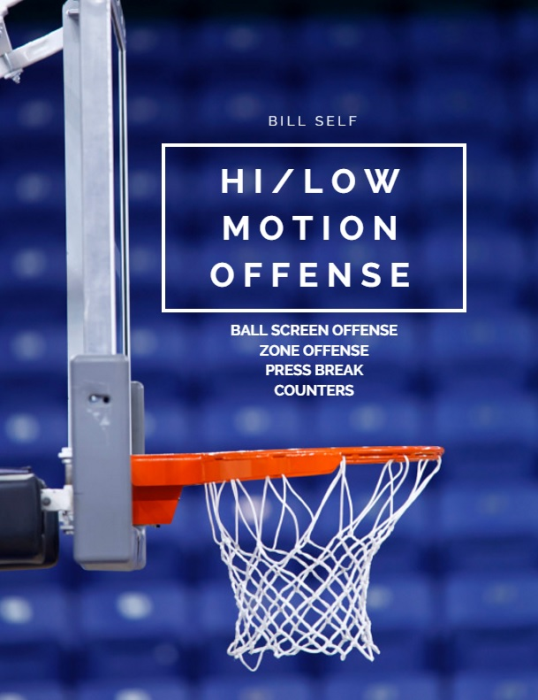 First Additional product image for - Bill Self Hi/Low Offense & Press Break