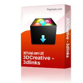 3DCreative - 3dlinks   Other Files   Arts and Crafts