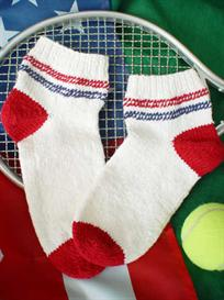 Yankee Doodle Sport Socks knitting pattern - PDF   Other Files   Arts and Crafts