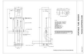 Tube Bender Plans | eBooks | Technical