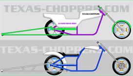 Junior Drag Bike Plans | eBooks | Technical