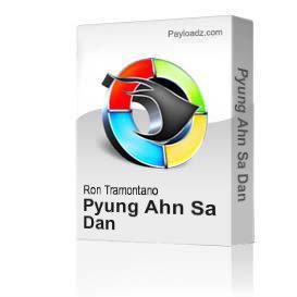 Pyung Ahn Sa Dan   Movies and Videos   Educational