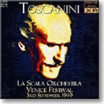 Toscanini Venice Festival 1949, Part 1 24-bit mono FLAC | Other Files | Everything Else