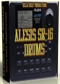 Alesis Sr16 Drum Machine Samples | Music | Soundbanks