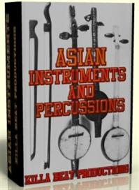 Asian Instrument &  Percussion Samples   - | Music | Soundbanks