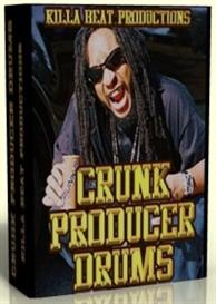 Crunk Producer Drums & Samples  *download* | Software | Audio and Video