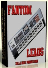 Fantom Leads - Multi Samples  *download* | Software | Audio and Video