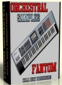 Fantom Orchestral Samples  *download* | Software | Audio and Video
