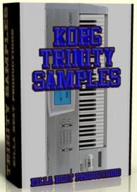 Korg Trinity Samples | Software | Audio and Video