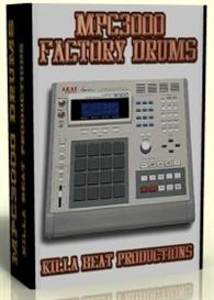 Mpc3000 Factory Drum Samples | Music | Soundbanks