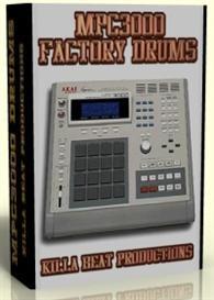 mpc3000 factory drum samples    *download*