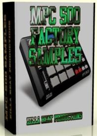 Mpc500 Factory Samples | Software | Audio and Video