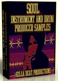 Soul Producer Drums & Instrument Samples | Software | Audio and Video