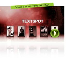 Smoke & Picture Frame Animation   Software   Software Templates