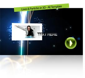 Lines And Particles | Software | Software Templates