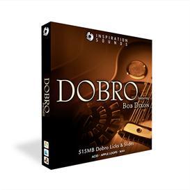 DOBRO - Country Guitar Loops/Dobro Licks & Slides ACID/Apple Loops/WAV   Music   Soundbanks