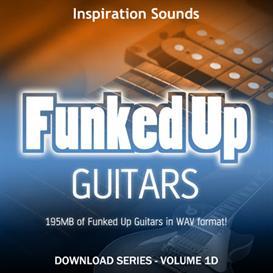 Funked Up Guitars Sample Pack Wave Download | Music | Soundbanks