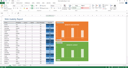 Third Additional product image for - Software Testing Templates – 50 MS Word + 40 Excel spreadsheets