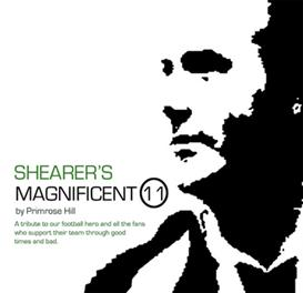 Alan Shearer Tribute Song | Audio Books | Sports and Outdoors