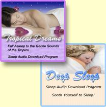 Tropical Dreams/Deep Sleep Package | Audio Books | Health and Well Being