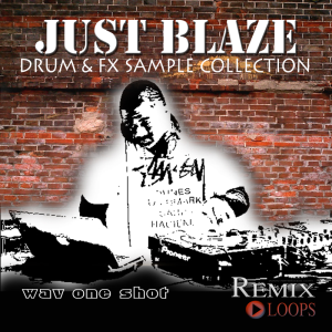 just blaze producer sample pack