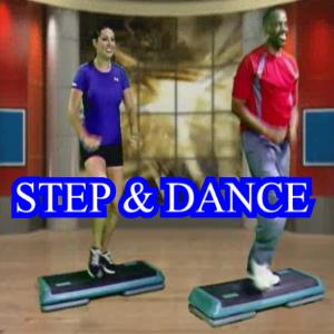Step & Dance | Movies and Videos | Fitness