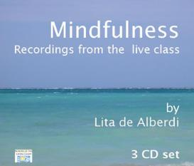 mindfulness - recordings from the \live class
