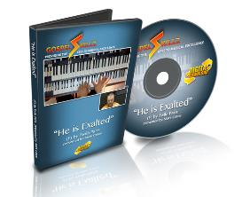 Digital Download - Song Vault - Piano - He Is Exalted
