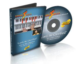 Digital Download - Song Vault - Piano - Lord Be Glorified
