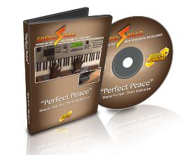 Digital Download - Song Vault - Piano - Perfect Peace