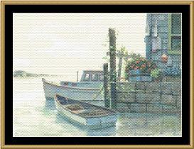 dockside garden