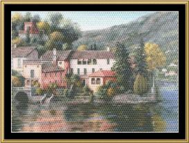 FAVORITE LANDSCAPE COLLECTION Lake Orta