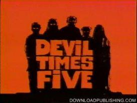 devil times five - movie 1974 horror crime download .avi