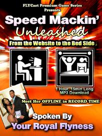 speed mackin unleashed: how to meet her off the net in record time